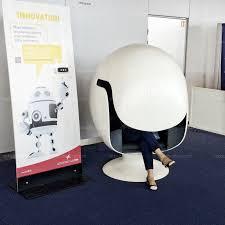sciences voici e bulle le fauteuil connecté