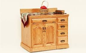 solid wood sewing machine cabinets solid oak single pedestal sewing cabinet locally handcrafted from