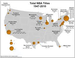 nba divisions map is the geography of nba dominance shifting the atlantic