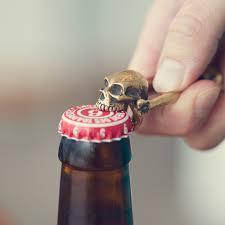 skull bottle opener halloween product design u2022 product design