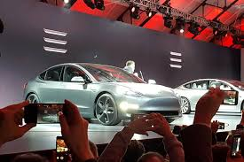 tesla model 3 official tesla model 3 pinterest