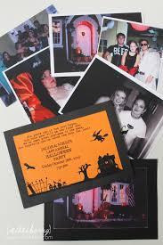 halloween invitation pictures halloween invitations