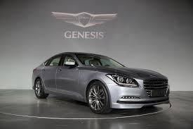 hyundai genesis tech boasting 2015 hyundai genesis midsize sport sedan