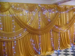 wedding backdrop stand uk fashion wedding stage background wedding backdrop curtain 3m