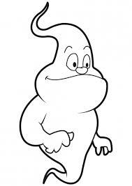58 dessins de coloriage esprit fantômes à imprimer