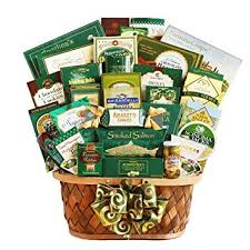 sausage and cheese gift baskets gourmet gift basket chocolate nuts cheese crackers smoked
