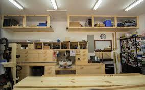 Garage Shop Designs 2 Car Garage Woodshop U2013 Shop Tour 2015 Jays Custom Creations