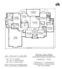 Family House Plans by 4 Bedroom Family House Plans U2013 House Design Ideas