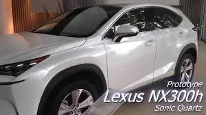lexus teesside address レクサス lexus nx 300h sonic quartz youtube