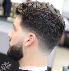 women haircut tapered neck behind ear 45 classy taper fade cuts for men fade cut taper fade and