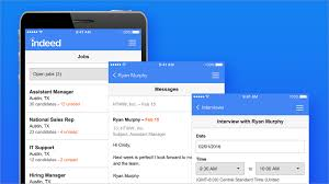 Indeed Job Resume by Indeed Employer App Transforms Mobile Devices Into Hiring Tools