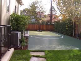 Backyard Sports Court by Side Yard Sport Court Backyard Pinterest Side Yards