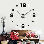Large Mirrored Wall Clock Cheap Wall Clocks Online Wall Clocks For 2017