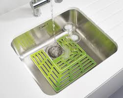 Triple Bowl Kitchen Sinks by Kitchen Sinks Wall Mount Sink Mats With Drain Hole Triple Bowl