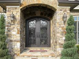 Exterior Door Wood Rot Treatment Diy Wrought Iron Exterior Door Wood Front Doors