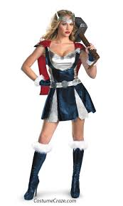 first look at lady thor loki and sif costumes costume craze blog