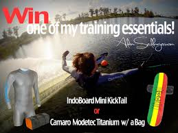 camaro wetsuit win a camaro wetsuit and indoboard kicktail with adam sedlmajer