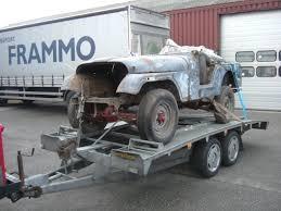 amc jeep truck dutch u002773 cj5 restoration ecj5