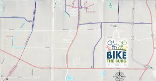 Wisconsin Breweries Map by Madison Bike Blog Fitchburg Wisconsin Bike Map 2016 Click To Enlarge