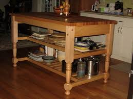 wooden kitchen island legs brilliant project kitchen island work table furniture kitchen work