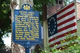 Did Betsy Ross Make The First American Flag Open Window Holidays