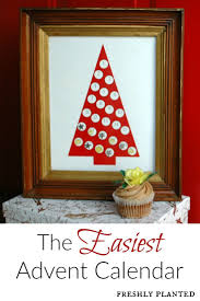 the easiest advent calendar free printable count advent