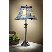 Glass Table Lamps Tiffany Style Table Lamps By J Devlin Artisan Crafted Stained