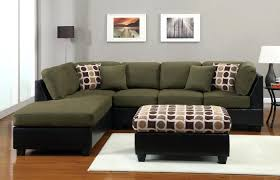 Green Leather Sofa by Furniture Home New Ideas Green Leather Sofa With Retro Green Red