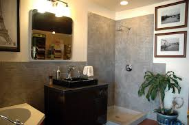bathroom enchanting small remodel with grey stone mosaic bathroom enchanting small remodel with grey stone mosaic tile shower room also black