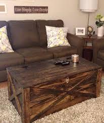 trunk coffee table diy stunning storage trunk coffee table ideas wicker storage trunk