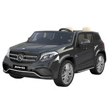 cars mercedes benz best ride on cars mercedes gls63 black