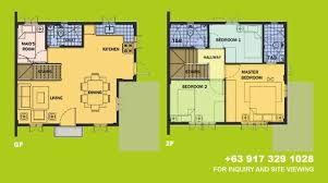 camella homes drina floor plan camella sierra metro east drina house and lot for sale in antipolo