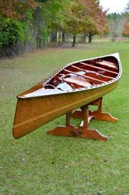 hand building a wooden canoe my newest adventure this winter