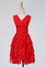 compare prices on red party junior dress online shopping buy low
