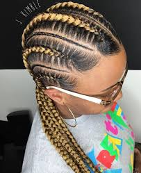 hair style corn rolls clean feed in braids by j kimble black hair information