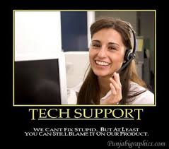Tech Support Memes - derp and snark tips for dealing with technical support