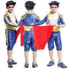 aliexpress com buy free shipping children boys spanish matador