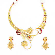 new collection gold necklace images Gold collection gold necklace set retailer from hooghly jpg