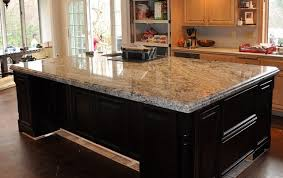 lennon granite kitchen island traditional kitchen