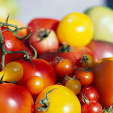 grow colorful vegetables