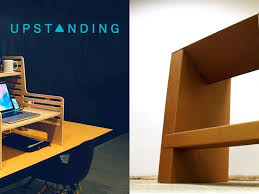 Stand Up Desk Kickstarter Standing Desks Fityourspace