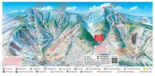 Big Sky Montana Trail Map by Sugarbush Skiing And Slide Brook Lodge
