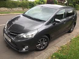 toyota verso second hand toyota verso 1 6 v matic icon 5dr for sale in coulsdon