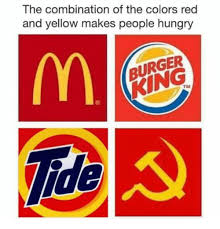 Colors Meme - 25 best memes about red and yellow red and yellow memes
