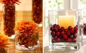fall centerpieces 5 easy fall wedding centerpieces