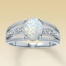 opal wedding ring sets opal wedding ring sets best 25 opal engagement rings ideas on