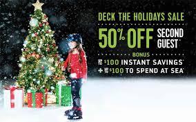 deck the s sale with royal caribbean guru travel