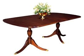 dining category tables image 2209 double pedestal dining