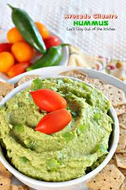 Hummus Kitchen Avocado Cilantro Hummus Can U0027t Stay Out Of The Kitchen