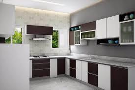 kitchen interiors designs 130 sq ft white wood kitchen interior design